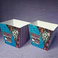 """Коробочка для сладостей """"Monster High"""""""