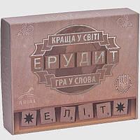 Настольная игра Эрудит-елит (Скрабл, Scrabble)