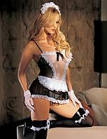 Эротический костюм горничная 380401