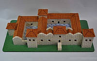 """Іграшка-конструктор з керамічних цеглинок """"Свірж"""", серія """"Країна замків та фортець"""""""