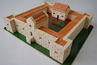 """Іграшка-конструктор з керамічних цеглинок """"Збараж"""", серія """"Країна замків та фортець"""""""