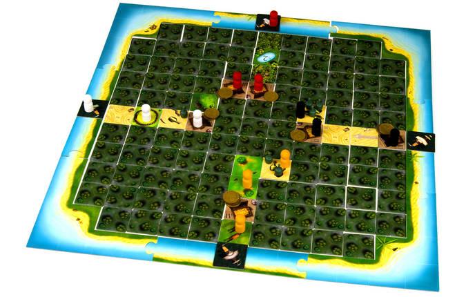 Настольная игра Шакал: Остров Сокровищ (Jackal: Treasure Island), фото 2