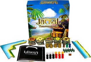 Настольная игра Шакал: Остров Сокровищ (Jackal: Treasure Island), фото 3