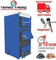 Твердотопливный котел Корди АОТВ 16 СТ - Термо-Стандарт, сталь 6 мм