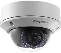 Уличная антивандальная IP-камера Hikvision DS-2CD2712F-IS, 1.3Mpix, фото 1