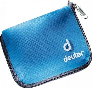 Компактный кошелек DEUTER ZIP WALLET BAY 3942516 3025 цвет синий