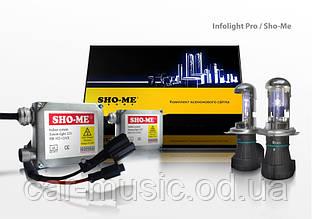 Комплект ксенона SHO-ME /Infolight PRO H4  Bixenon