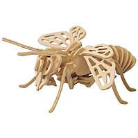 Сборная деревянная модель Пчела