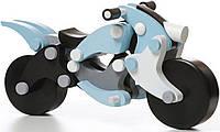 Деревянный магнитный конструктор «Мотоцикл Чоппер» LM-5 TM Cubika
