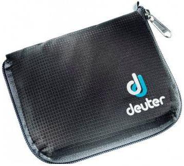 Якісний гаманець DEUTER DEUTER ZIP WALLET BLACK 3942516 7000 колір чорний
