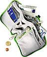 Якісний гаманець DEUTER DEUTER ZIP WALLET BLACK 3942516 7000 колір чорний, фото 3