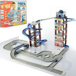 Гараж детский Мега парковка 922-5