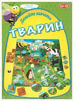 """Настольная игра """"Давайте изучать животных"""" TM Tactic 40305"""