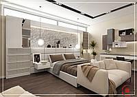Создание дизайн-проектов интерьера для частных домов и квартир