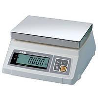 Весы CAS SW5C