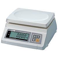 Весы CAS SW2 (без нерж.пл)