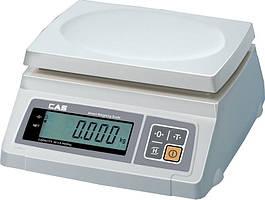Весы CAS SW5D (без нерж.пл.)