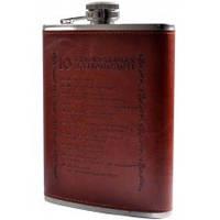 Фляга TP18-1 Десять алкогольных заповедей