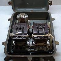 Реверс ПАЕ 324 пускатель магнитный реверс, фото 1