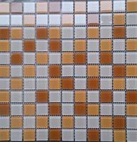 Бежевая мозаика для кухни Vivacer CMmix01R, фото 1