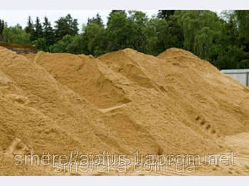 Пісок річковий навалом