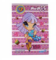 Бумага цветная металлизированная А4 Princess, P13-253К