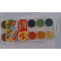 """Краски акварельные """"Гамма"""", 24 цвета, 312060"""