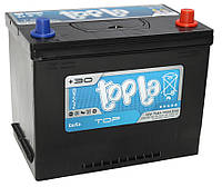 Аккумулятор Topla 75 Ah 12V Top Energy Japan Euro (0)
