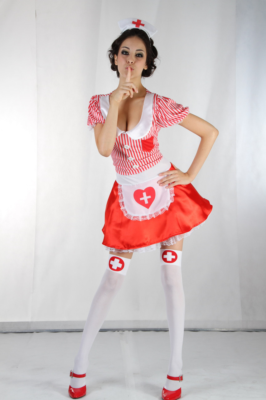 Карнавальный костюм Медсестра, p. S, 86440
