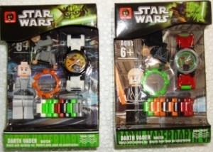 Конструктор Star Wars с регулируемым браслетом, 1015-6