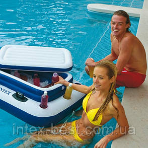 Охлаждающий бар надувной Mega Chill 2 Intex 58821, фото 2