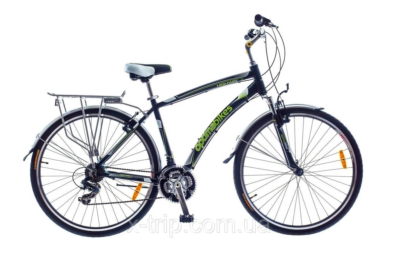 велосипеды туристические (гибрид)