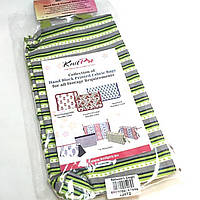 "Тканевая сумочка Knitpro Radiance Bag ""Largel"" 12072"