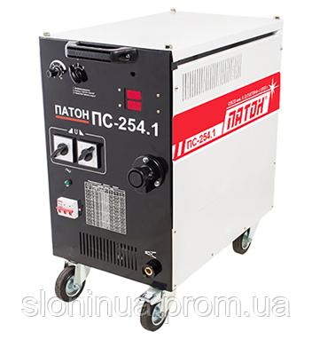 Полуавтомат однокорпусный ПАТОН ПС-254.1 DC МIG/MAG