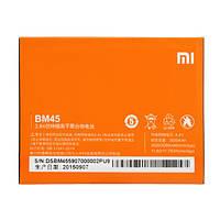 Оригинальный аккумулятор Xiaomi BM45 Redmi Note 2