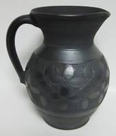 Молочник средний Орнамент Гаварецкая керамика (Гаварецкая глиняная посуда)