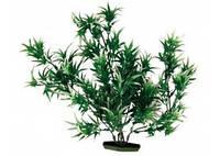 TRIXIE TX-8969 Растение для аквариума пластиковое основание Размер: 28см (6шт)