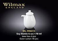 Wilmax Бутылка для соуса 170мл, WL-996015 (158264) /П1