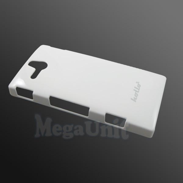 Hollo Пластиковый чехол Sony ST25i Xperia U