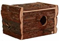 TRIXIE  Домик для гнезда птиц TRIXIE - Natura Размер: 21x12,5x13cм