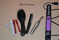 Утюжек для волос - домашний набор для укладки волос Straight&Silky