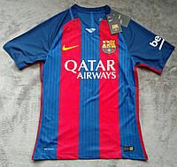 Футболка игровая  Nike FC Barcelona  2016 -17
