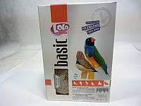Lolo Pets (Лоло Петс) полнорационный корм для зебровой амадины и экзотических птиц - 500 г