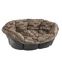 Подушка для лежака Х/Б SOFA` CUSHION 6, 80,5х62х23,5см Ferplast