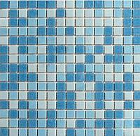 Мозаика для бассейна на бумажной основе Vivacer GLmix9