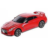 Машинка микро р/у 1:43 ShenQiWei лиценз. Nissan GT-R (красный)