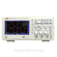 """Цифровой запоминающий осциллограф UNI-T UTD2102CM 7"""" TFT LCD 1GS / S 2-Channel"""
