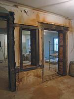 Расширение проёмов для установки дверей