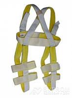 Фиксатор бедренных суставов (Стремена Павлика) АЛКОМ, желтый, 1