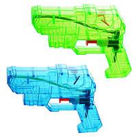 Водяной пистолет 14см, 2 цвета, M 2850